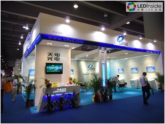 led萤光板广州塔图案