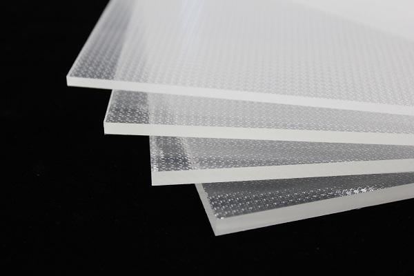 产品特色:     全新免印刷式ac微结构光板,省去传统网点印刷