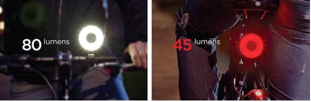 「Double O」的自行車LED車燈