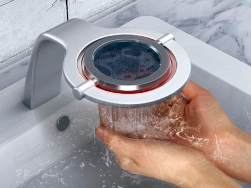 細菌可視化水龍頭iWash