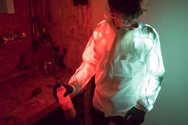可變色LED外套