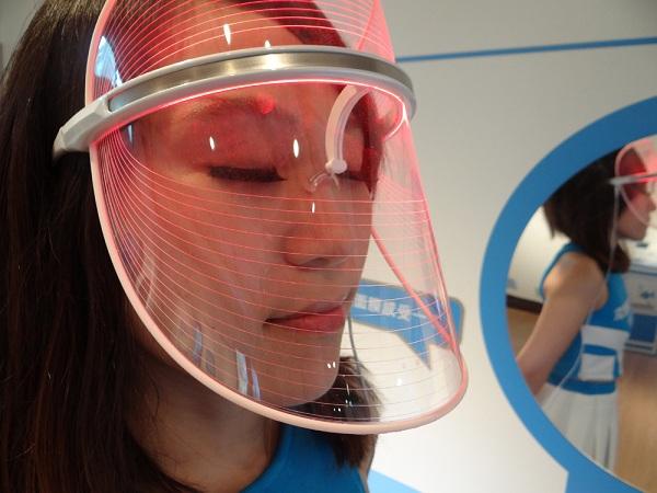 LED魅光面膜