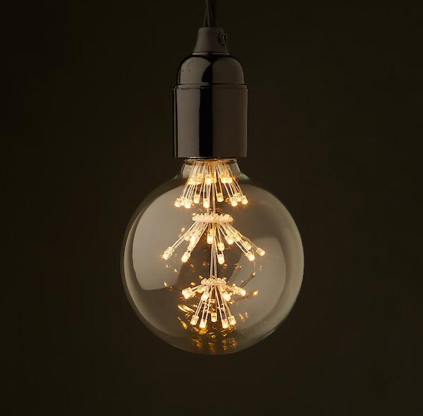 Edison Light Globles 公司的燈泡系列作品