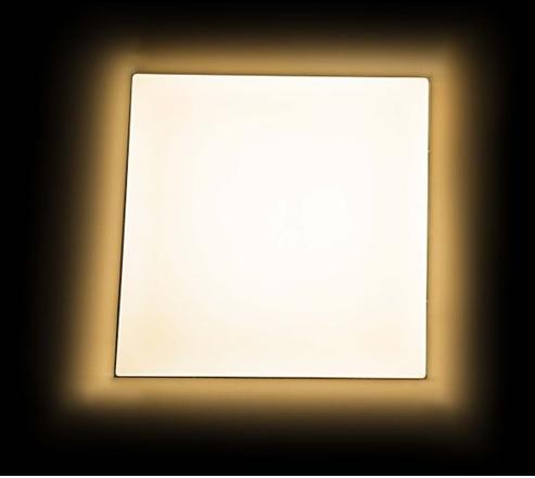 无边框平板灯