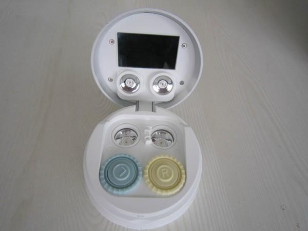 深紫外 LED 隱形眼鏡滅菌器