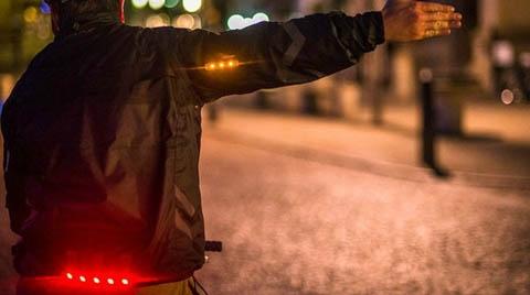 LED外套