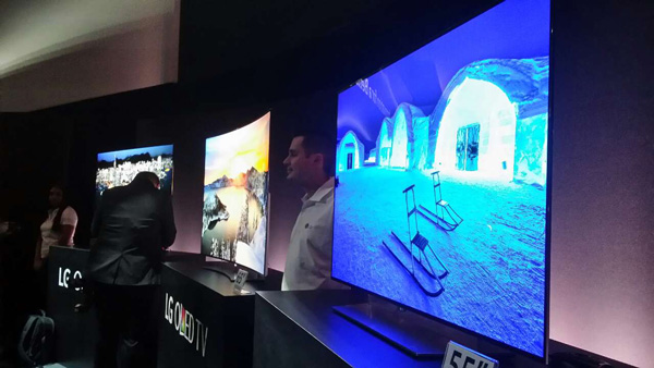 OLED電視