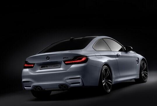 BMW新技術:OLED燈