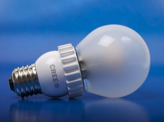 Cree  LED 球泡燈