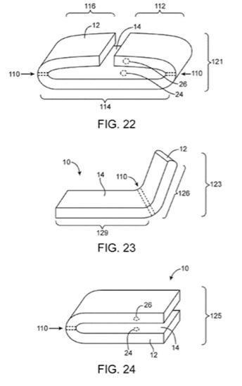 柔性電子設備