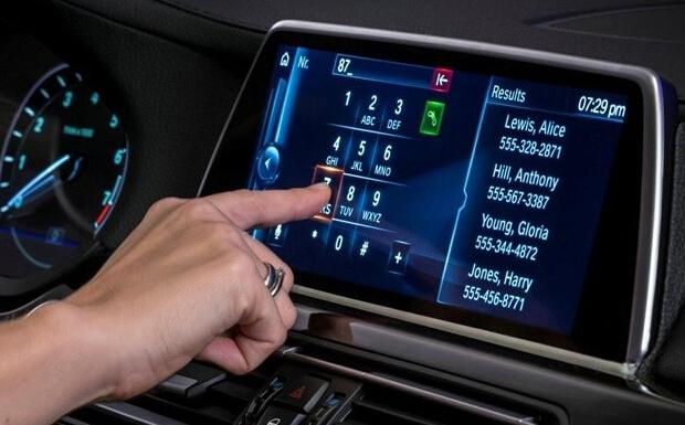 BMW 柔性螢幕OLED
