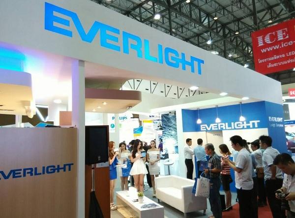 億光電子,在泰國LED展
