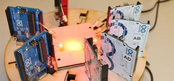 迪士尼研發光通訊技術,玩具和衣物內建的LED燈將會對其他光原有反應