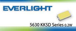 億光今年推出的超高光效LED