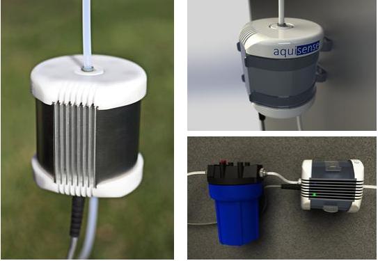英國的 AquiSense 科技公司,有開發出採用 UV-C 波段的紫外線 LED 模組