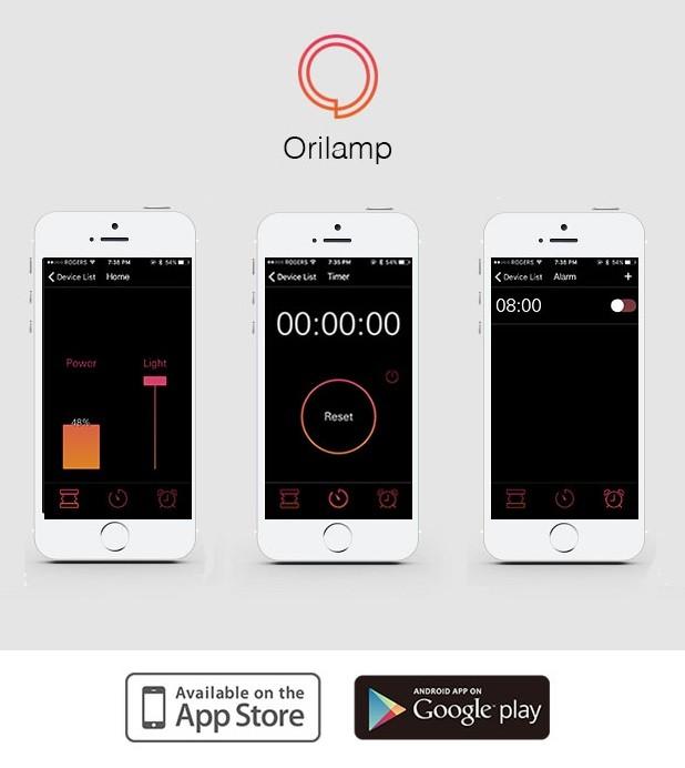 利用手機上的App開關燈