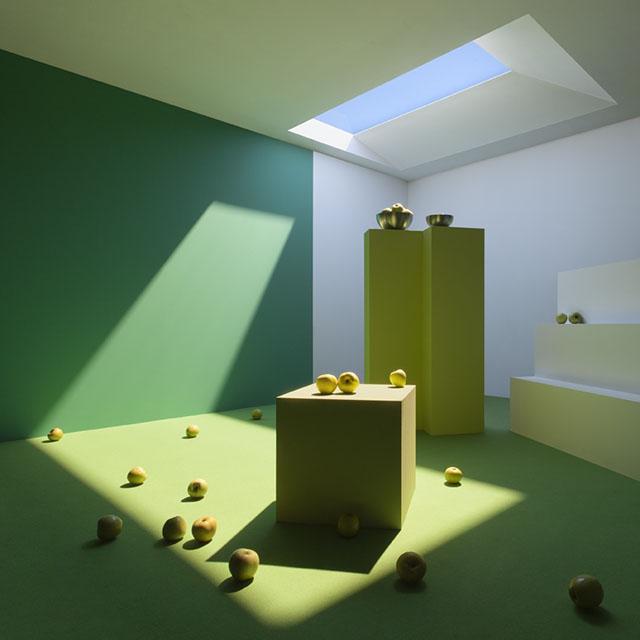 CoeLux 人造光源讓室內也灑滿陽光