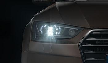 禮儀輔助 LED 尾燈