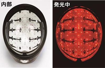 紅光 LED 頭罩式養髮器