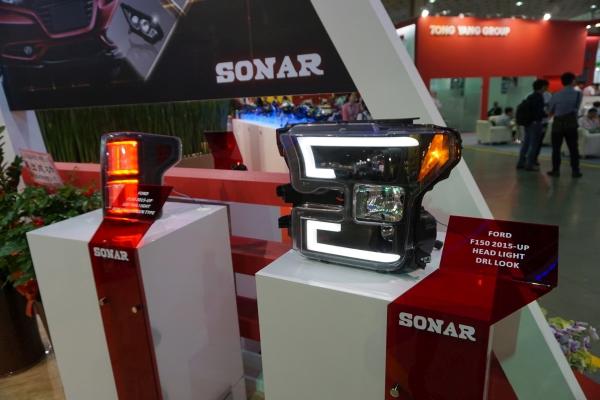 Sonar 推出的 LED 車燈模組