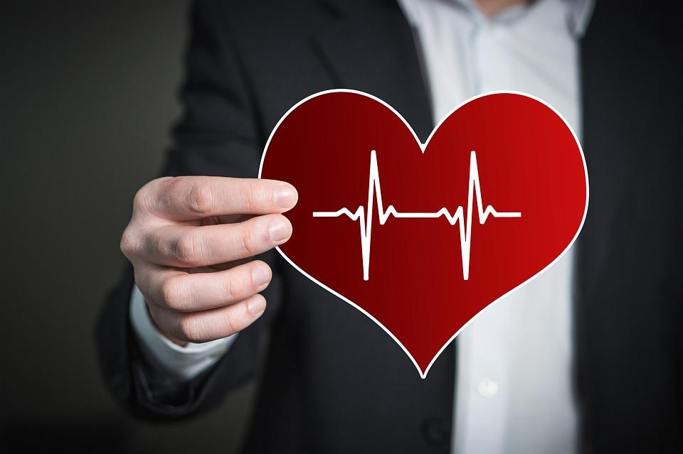 穿戴式的設計對需要記錄心臟健康的人來說較為便利