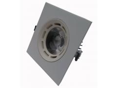 拼接式白钻系列格栅灯