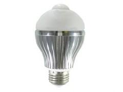 10W紅外線感應燈泡